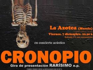 Cronopio - Andrés García Cerdán