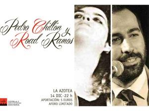 Pedro Chillón y Road Ramos en 'La Azotea'