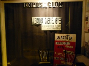 La Azotea -entrada-