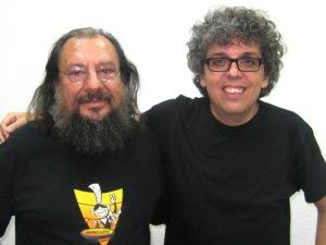 Cantigas de mayo 2013 (Juan Antonio García Cortés y Pedro Guerra)