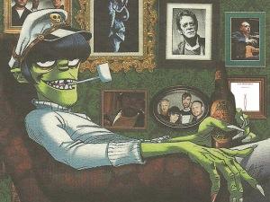 Antonio Lucas 'Las máscaras'