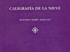 Antonio Marín Albalate 'Caligrafía de la nieve'
