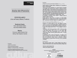 Desdoblando - José Antonio Martínez Muñoz