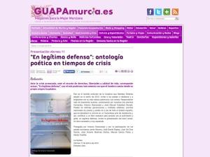 'En legítima defensa' Murcia 2