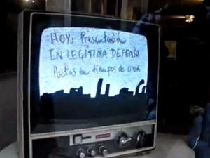 'En legítima defensa' Murcia --