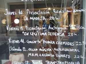 'En legítima defensa' Murcia -