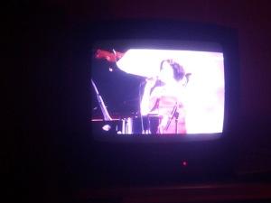 Televisión de madrugada - Lara Bello
