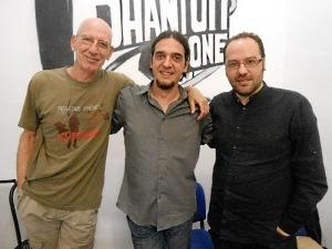 Sebastián Mondéjar Héctor Castilla José Alcaraz