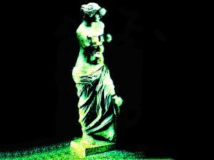 Venus con cajones