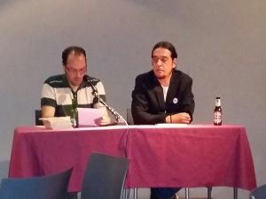 Presentación en Cartagena 1