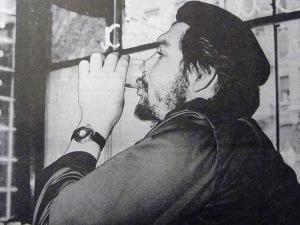 Che Guevara - Madrid