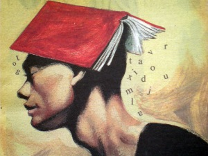Libro sombrero