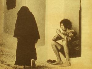 Fumando en Marruecos