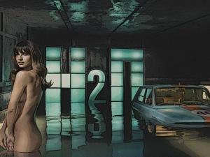 Ariadne Artiles - Nude - Elle