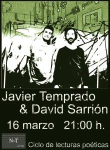 Cartel definitivo Javier y David